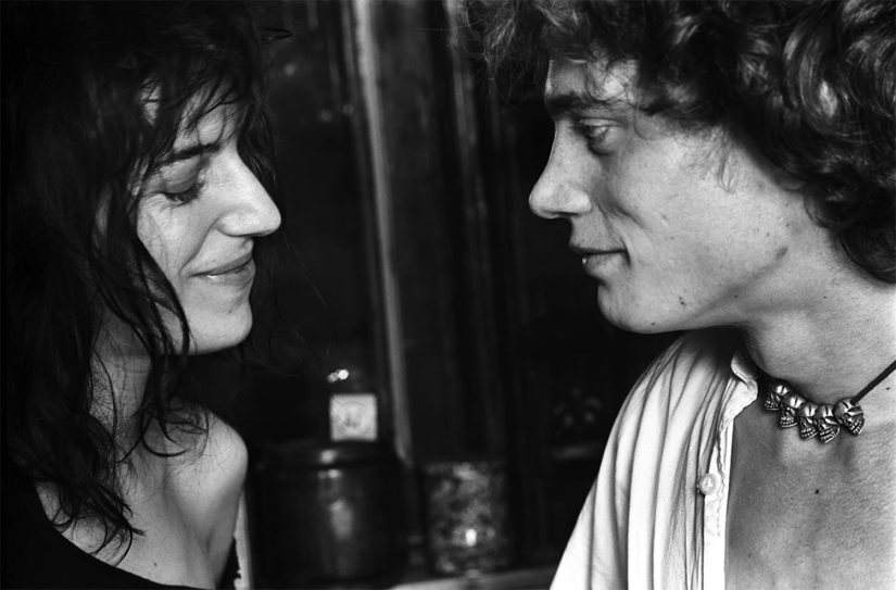 What Patti Smith Taught me About Love.